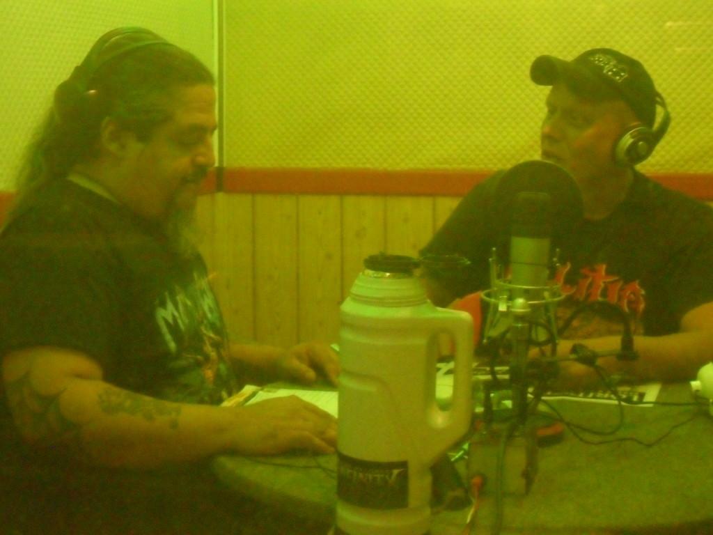 33-Reportaje a Pablo Erzen de Militia