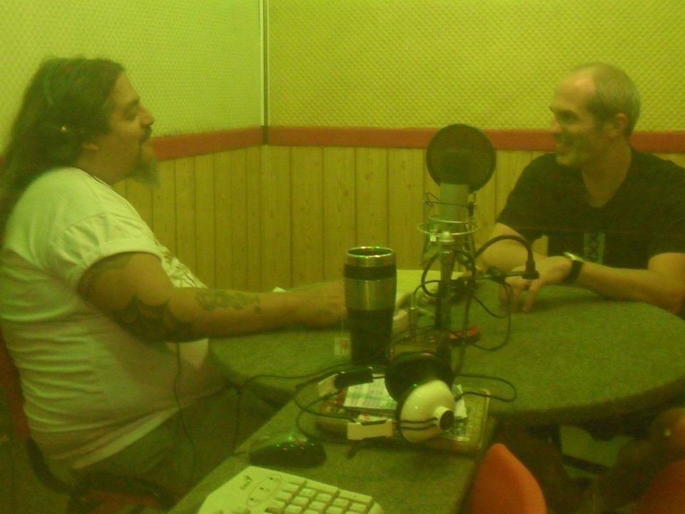 Entrevista a Leo Rocca